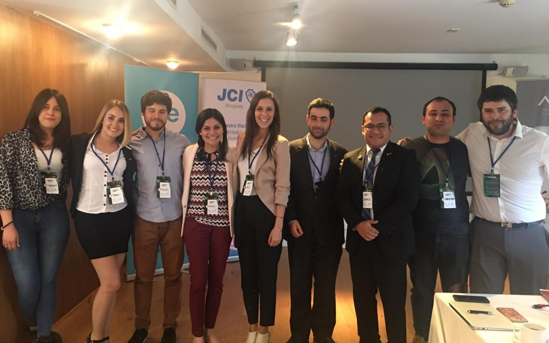 Growing talks with JCI about Leadership